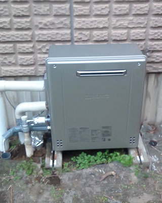 東京都国分寺市の給湯器交換事例「GT-C2462ARX BL」