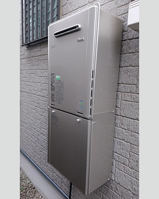 川崎市宮前区の給湯器交換事例「RUF-E2405SAW(A)」