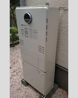 2020年11月24日、東京都町田市にお住まいK様宅のTES熱源機、東京ガス「FT4202ARSAW6CU(GTH-2432AWX)」をノーリツ「GTH-C2461AW3H BL」にお取替させていただきました。