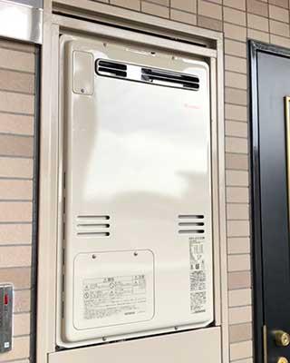 2021年1月27日、相模原市緑区にお住まいM様宅のTES熱源機、東京ガス「AT-243RFA-A」をリンナイ「RUFH-A1610SAW」にお取替させていただきました。