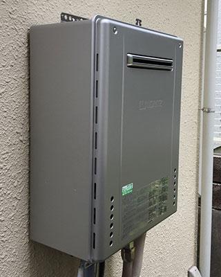 2021年6月20日、横浜市旭区にお住まいM様宅のガス給湯器、ノーリツ「GT-2428AWX」をノーリツ「GT-C2062SAWX-2 BL」にお取替させていただきました。
