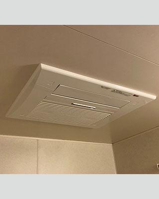 2021年7月27日、川崎市宮前区にお住まいK様宅の浴室暖房乾燥機、東京ガス「ABD-3299ACSK-J3」をリンナイ「RBH-C418K3P」にお取替させていただきました。
