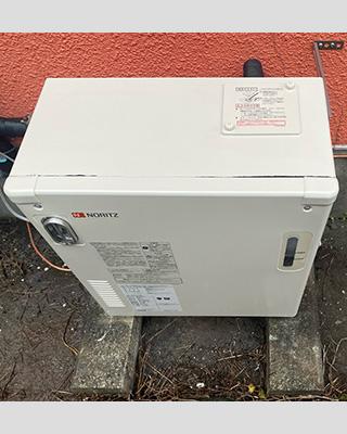 2021年9月25日、相模原市緑区にお住まいO様宅の石油暖房専用熱源機、ノーリツ「OH-G1501YDX」をノーリツ「OH-G1501YDX BL」にお取替させていただきました。