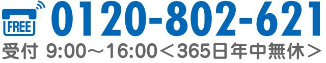 0120-802-621